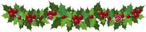 http://www.dreamstime.com/royalty-free-stock-image-christmas-holly-garland-image17457426